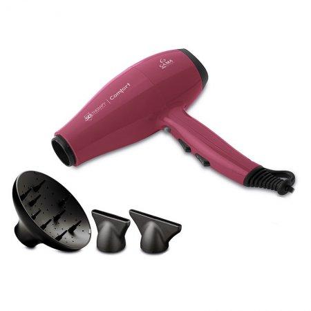 GA.MA Comfort 5D Infrared&Ozone Ion, suszarka do włosów z dyfuzorem