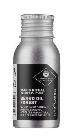 Dear Beard Man's Ritual, olejek do brody leśny, 50ml