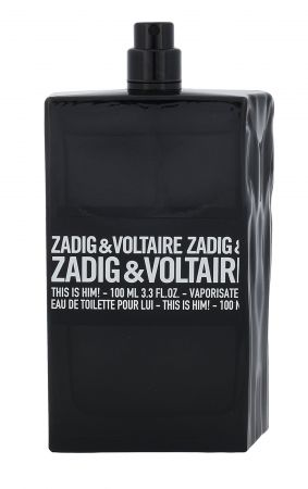 Zadig & Voltaire This is Him!, woda toaletowa, 100ml, Tester (M)
