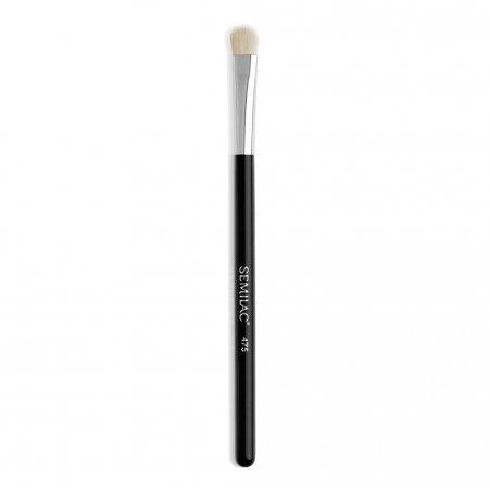 Semilac Makeup 475, pędzel do cieni do powiek