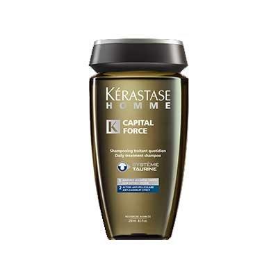 Kerastase Homme, szampon, kąpiel przeciwłupieżowa dla mężczyzn, 250ml