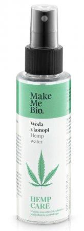 Make Me Bio, woda z konopi, 100ml