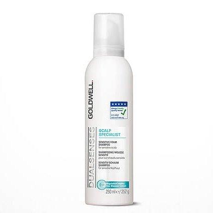 Goldwell Dualsenses Scalp, szampon w piance do wrażliwej skóry głowy, 250ml
