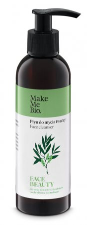 Make Me Bio Face Beauty, płyn do mycia twarzy, 200ml