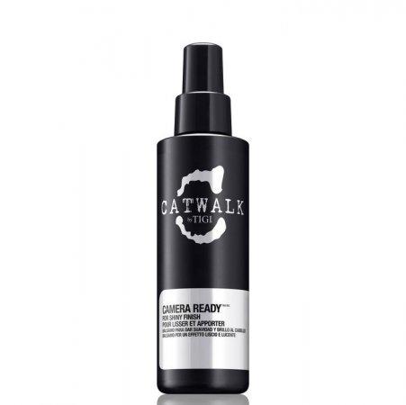 Tigi Catwalk Camera Ready, spray wygładzająco-nabłyszczający, 150 ml