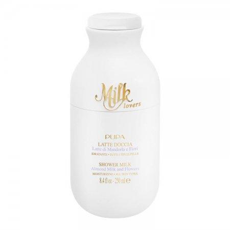 Pupa Milk Lovers, Almond Milk and Flowers, mleczko pod prysznic, 250ml