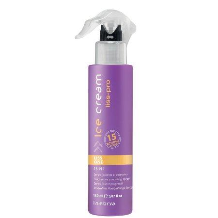 Inebrya Liss-pro, spray wygładzający, 150ml