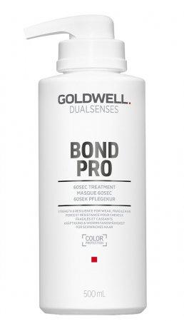 Goldwell Dualsenses Bond Pro, 60-sek. kuracja wzmacniająca, 500ml
