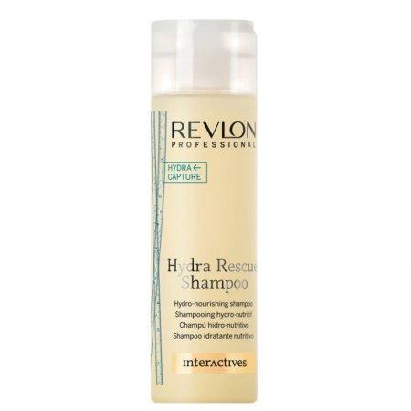 Revlon Interactives Hydra Rescue, szampon nawilżająco-odżywczy, 250ml