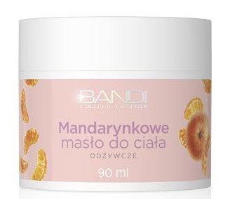 Bandi, mandarynkowe masło do ciała, 90ml, edycja limitowana