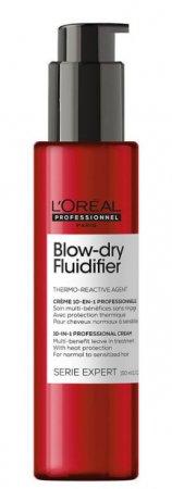 Loreal Blow Dry, fluid termoochronny do włosów 10w1, 150ml