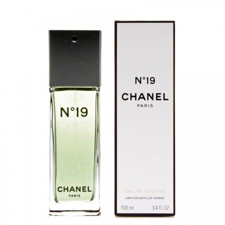 Chanel No. 19, woda toaletowa, 100ml, Tester (W)