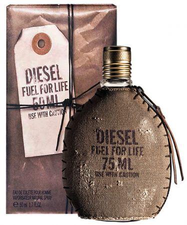 Diesel Fuel For Life Homme, woda toaletowa, 75ml, Tester (M)