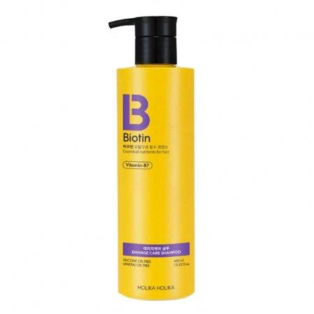 Holika Holika Biotin DamageCare, szampon, 400ml