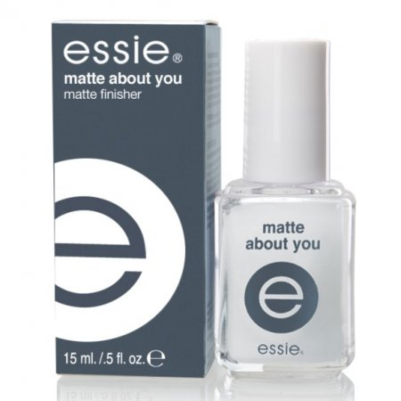 Essie Matte About You, top matujący, 15ml