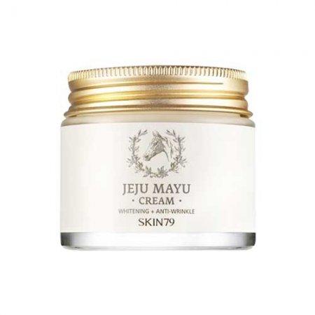 SKIN79, Jeju Mayu, odżywczy krem dla skóry dojrzałej, 100g