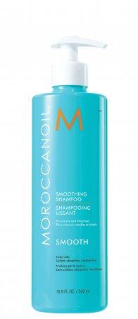 Moroccanoil Smooth, szampon wygładzający, 500ml