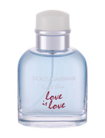 Dolce&Gabbana Light Blue Love Is Love, woda toaletowa, 75ml (M)