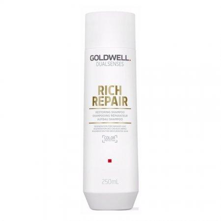 Goldwell Dualsenses Rich Repair, szampon odbudowujący, 250ml