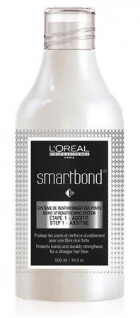 Loreal Smartbond Step 1, preparat ochronny podczas koloryzacji i dekoloryzacji, 500ml