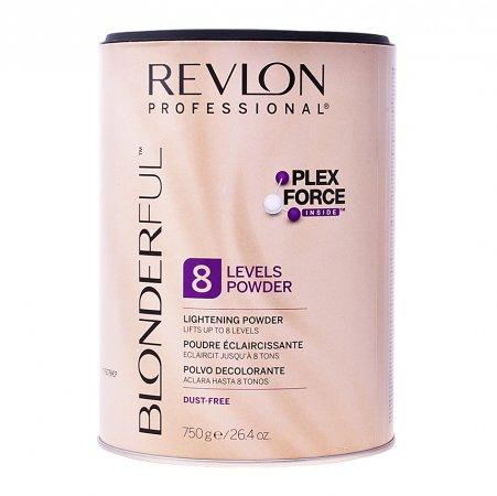 Revlon Blonderful, niepylący puder rozjaśniający 8 poziomów, 750g