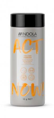 Indola Act Now!, wegański puder nadający objętość, 10g