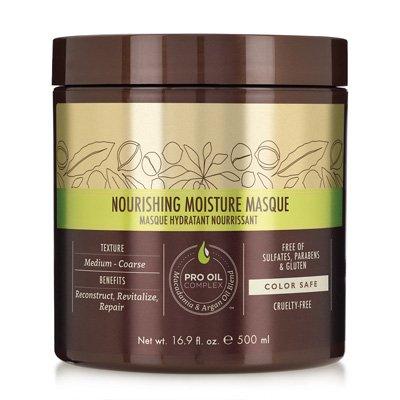 Macadamia Professional Nourishing Moisture, odżywcza i nawilżająca maska do włosów, 500ml