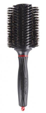 Olivia Garden Pro Forme, szczotka do modelowania z włosiem dzika, 40mm