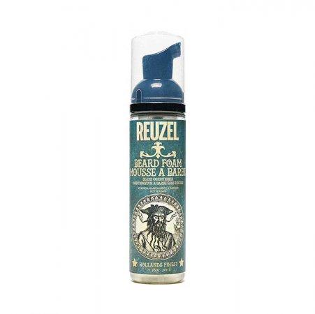 Reuzel, Beard Foam, odżywka do brody w piance, 70ml