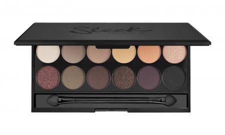 Sleek Makeup i-Divine, paleta 12 cieni do powiek, Au Naturel