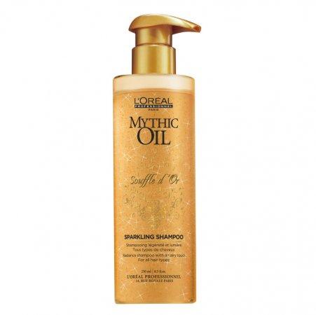 Loreal Mythic Oil Souffle d'Or, szampon rozświetlający, 250ml
