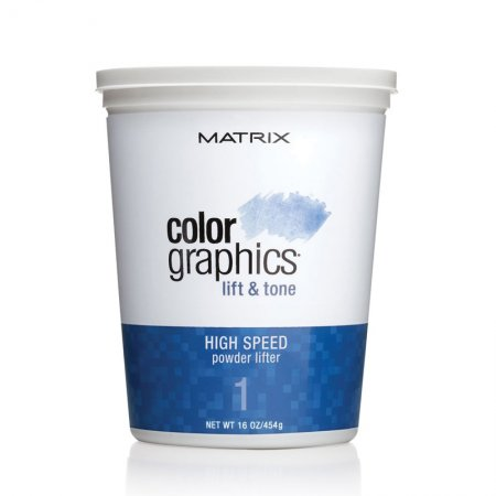 Matrix Color Graphics, ultra szybki puder rozjaśniający, 454g