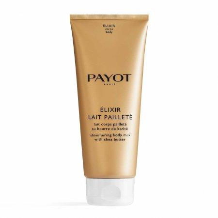 Payot Elixir, rozświetlające mleczko do ciała z opalizującymi drobinkami, 200ml
