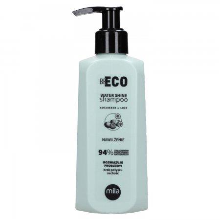 Mila Professional Be Eco Shine, szampon nawilżający, 250ml