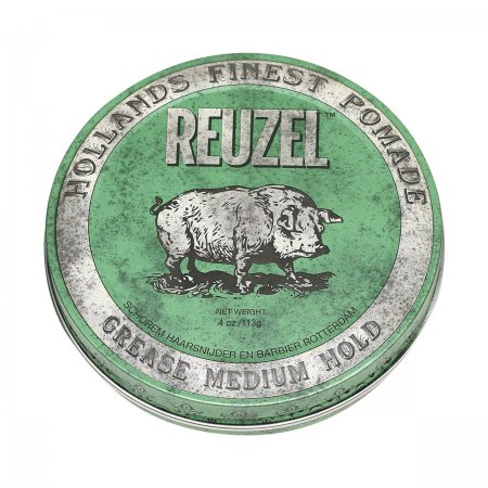 Reuzel Grease Medium, pomada do włosów, 113g