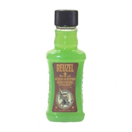 Reuzel Scrub Shampoo, szampon oczyszczający włosy, 100ml