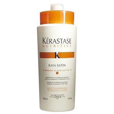Kerastase Nutritive Bain Satin 1, szampon, kąpiel odżywcza 1, 1000ml
