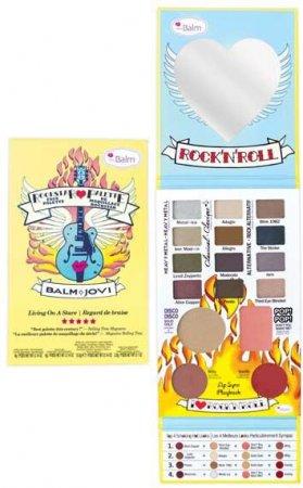 The Balm, Balm Jovi, paleta kosmetyków do makijażu, 21,6g