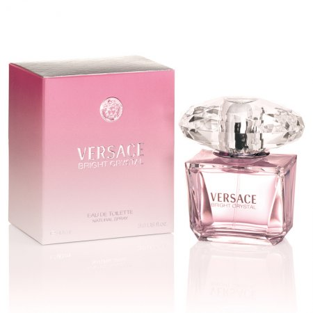 Versace Bright Crystal, woda toaletowa, 90ml, Tester (W)