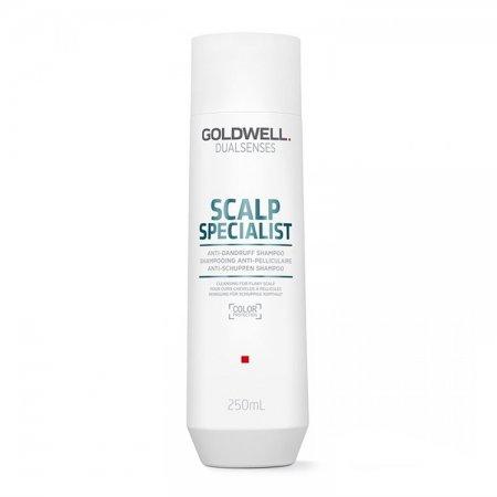 Goldwell Dualsenses Scalp Specialist, szampon przeciwłupieżowy, 250ml