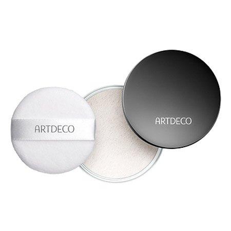 Artdeco Fixing Powder, bezbarwny puder utrwalający makijaż, 10g