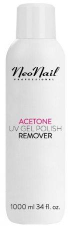 NeoNail UV Gel Polish Remover, aceton kosmetyczny, 1000ml