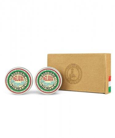 Barbieri Italiani, zestaw 2 pomad Deluxe Pomade, 2x100ml