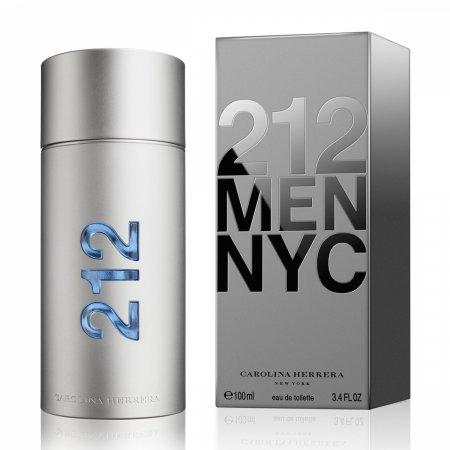 Carolina Herrera 212 Men NYC, woda toaletowa, 50ml (M)
