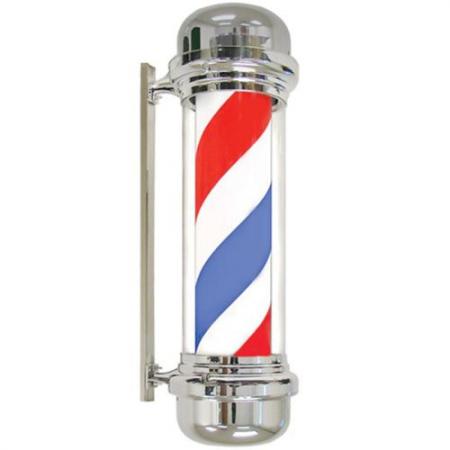 Słupek barberski Ayala Barber Pole - dostępny w 48h
