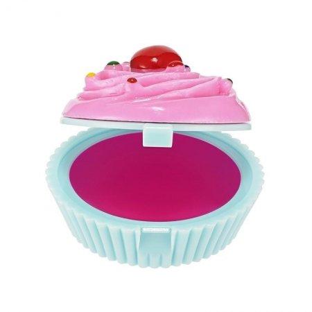 Holika Holika Desert Time Lip Balm, Plumpink Cupcake, balsam do ust
