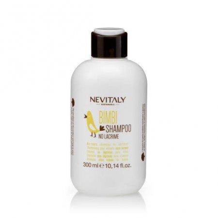 Nevitaly Bimbi, szampon dla dzieci o zapachu coli, 300ml