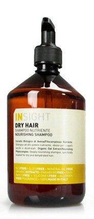 InSight Dry Hair, szampon do włosów suchych, 400ml