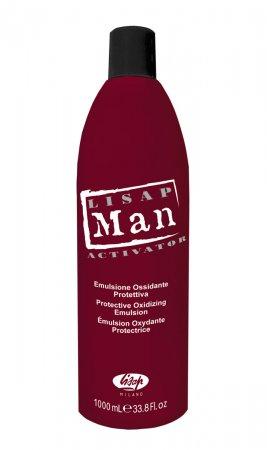 Lisap Man, oksydant do odsiwiacza dla mężczyzn, vol. 20, 1000ml