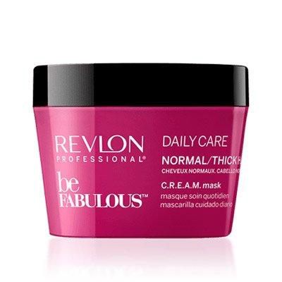 Revlon Be Fabulous, maska do włosów normalnych/grubych, 200ml